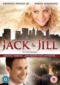 Jack & Jill vs The World - (Import DVD)