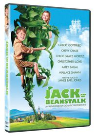 Jack and the Beanstalk - (Import DVD)