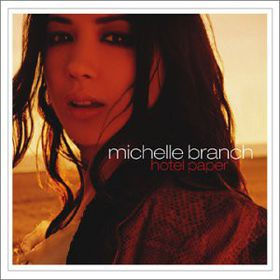 Michelle Branch - Hotel Paper (CD)
