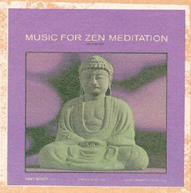 Tony Scott/Master Ed. - Music For Zen Meditation (CD)