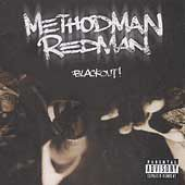 METHOD MAN - BLACK OUT WITH REDMAN (EXPL VERS) - (CD)