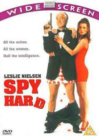 Spy Hard (1996) - (DVD)