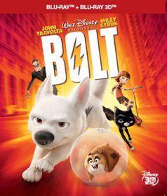 Bolt (3D & 2D Blu-ray)