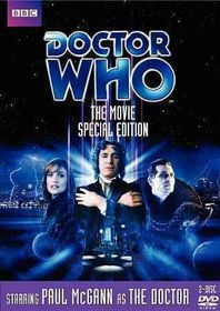 Doctor Who:Movie - (Region 1 Import DVD)