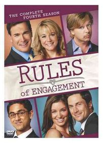 Rules of Engagement:Season 4 - (Region 1 Import DVD)