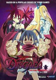 Disgaea:Complete Series - (Region 1 Import DVD)