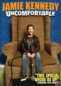 Jamie Kennedy:Uncomfortable - (Region 1 Import DVD)