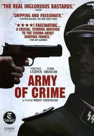 Army of Crime - (Region 1 Import DVD)