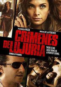 Crimenes Se Lujuria - (Region 1 Import DVD)
