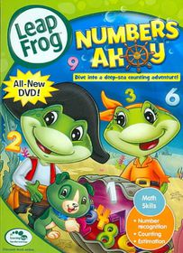 Leapfrog:Numbers Ahoy - (Region 1 Import DVD)