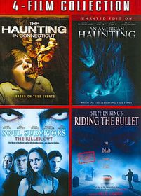 Haunting in Connecticut/American Haun - (Region 1 Import DVD)