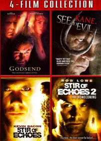 Godsend/See No Evil/Stir of Echoes/St - (Region 1 Import DVD)