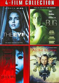 Eye/Bug/Ju on/Alone in the Dark - (Region 1 Import DVD)