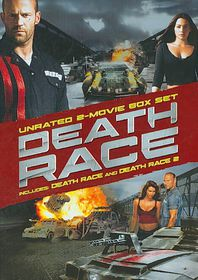 Death Race 2/Death Race - (Region 1 Import DVD)