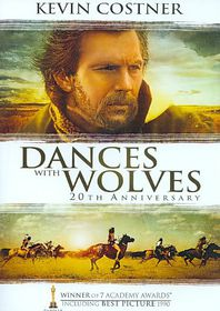 Dances with Wolves 20th Anniversary - (Region 1 Import DVD)