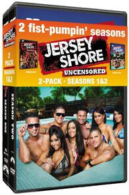 Jersey Shore:Season One & Two - (Region 1 Import DVD)