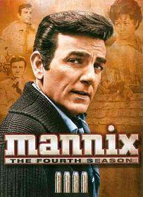 Mannix:Fourth Season - (Region 1 Import DVD)