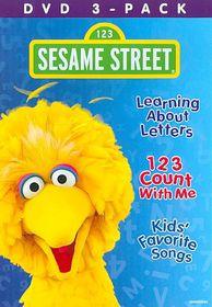 Kids Favorite Songs/Letters/123 Count - (Region 1 Import DVD)