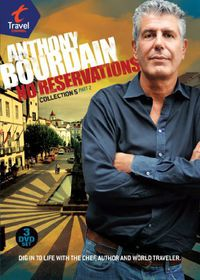 Anthony Bourdain:No Reser Coll 5 Pt 2 - (Region 1 Import DVD)