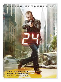 24:Season 8 - (Region 1 Import DVD)