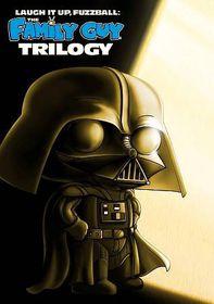Family Guy:Star Wars Trilogy - (Region 1 Import DVD)
