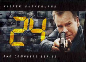 24:Complete Series - (Region 1 Import DVD)