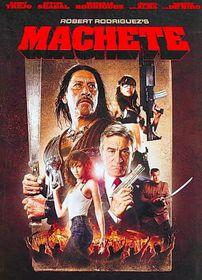 Machete - (Region 1 Import DVD)
