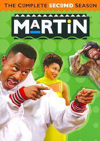 Martin:Complete Second Season - (Region 1 Import DVD)
