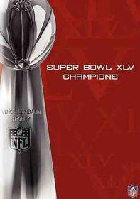 Nfl Super Bowl Xlv - (Region 1 Import DVD)