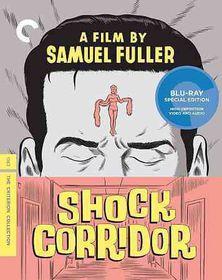 Shock Corridor - (Region A Import Blu-ray Disc)
