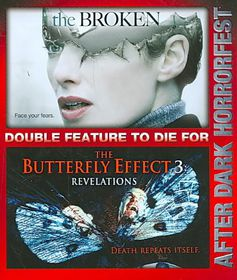 Broken/Butterfly Effect 3 - (Region A Import Blu-ray Disc)