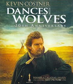 Dances with Wolves 20th Anniversary - (Region A Import Blu-ray Disc)