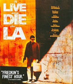 To Live and Die in La - (Region A Import Blu-ray Disc)