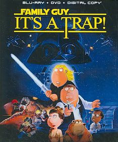 Family Guy:It's a Trap - (Region A Import Blu-ray Disc)