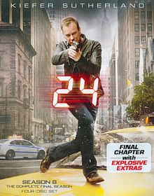 24:Season 8 - (Region A Import Blu-ray Disc)