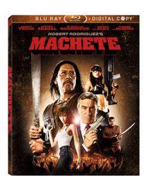 Machete - (Region A Import Blu-ray Disc)