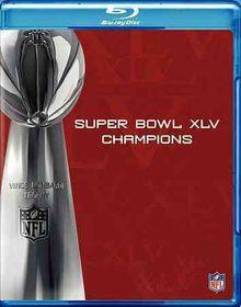 Nfl Super Bowl Xlv - (Region A Import Blu-ray Disc)