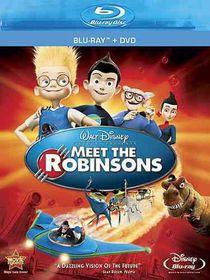Meet the Robinsons - (Region A Import Blu-ray Disc)