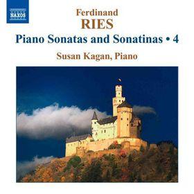 Ries: Sonatas/sonatinas - Sonatas / Sonatinas (CD)