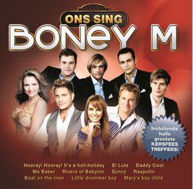 Ons Sing Boney M - Various Artists (CD)