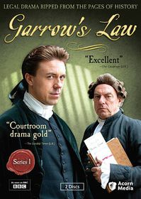 Garrow's Law Series 1 - (Region 1 Import DVD)