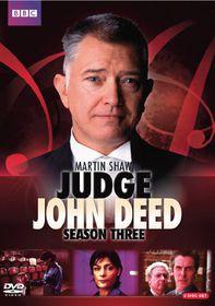 Judge John Deed:Season Three - (Region 1 Import DVD)