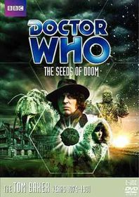 Doctor Who:Ep 85 Seeds of Doom - (Region 1 Import DVD)