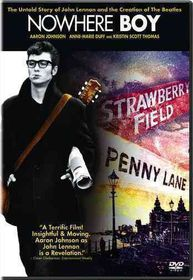 Nowhere Boy - (Region 1 Import DVD)