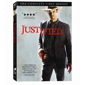 Justified Season One - (Region 1 Import DVD)
