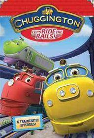 Chuggington:Let's Ride the Rails - (Region 1 Import DVD)