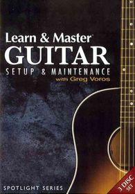 Learn & Master Guitar Setup & Mainten - (Region 1 Import DVD)