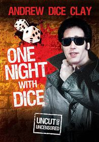 One Night with Dice - (Region 1 Import DVD)