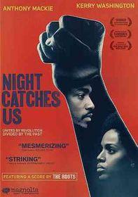Night Catches Us - (Region 1 Import DVD)