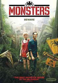Monsters - (Region 1 Import DVD)